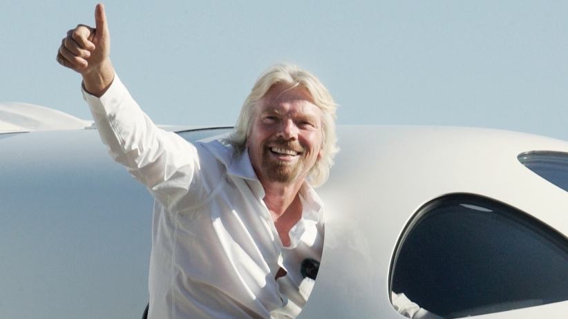 Drop the cow and take up cannabis, Richard Branson has suggested