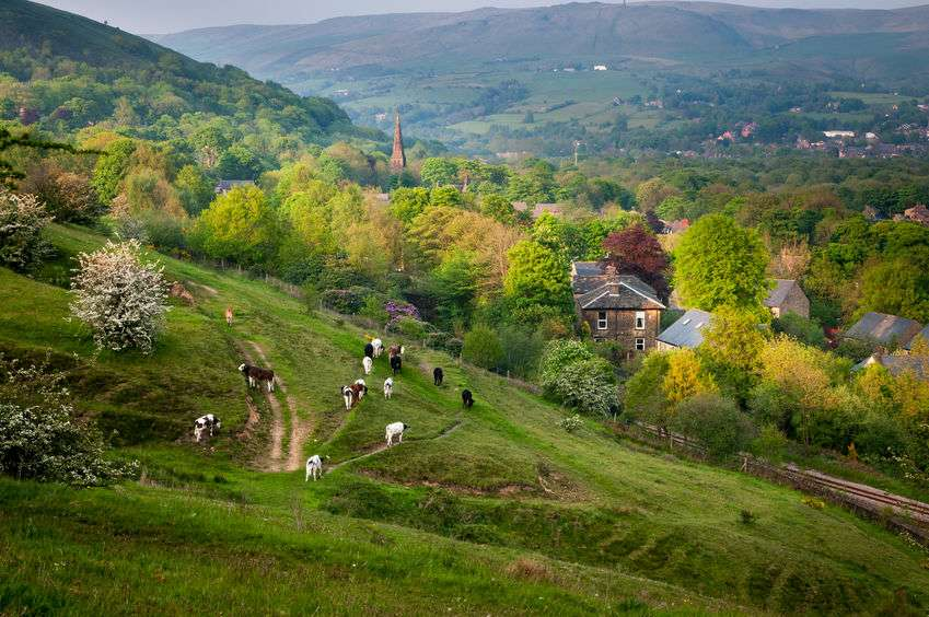 Report suggests poor broadband could create rural 'ghost towns'