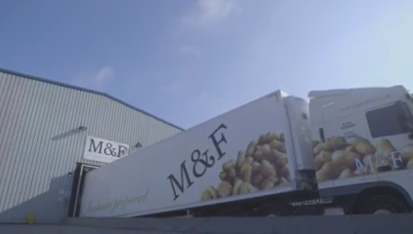 90 jobs lost after collapse of Yorkshire-based potato processor M&F