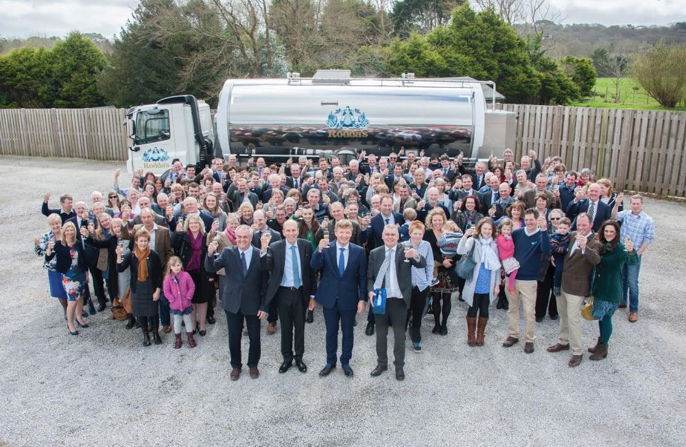 Cornish dairy processor joins forces with 44 local dairy farmers