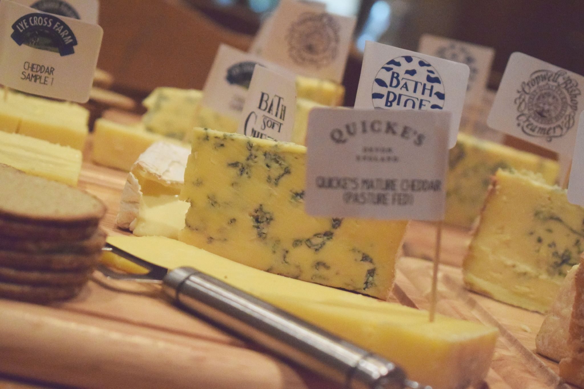 'An important market': UK shows off best of British cheese at Hong Kong event