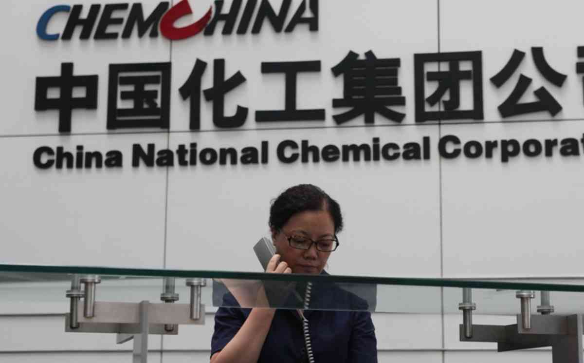 EU gives green light to China's £32.5bn takeover of Syngenta