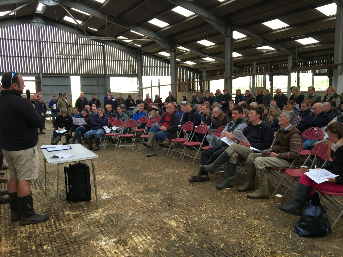 AHDB launches Strategic Dairy Farm in Leicestershire to share best practice