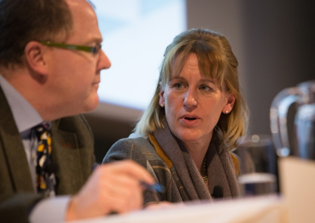 The 'Farming Brexit Roundtable' is chaired by NFU Deputy President Minette Batters