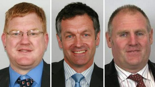 Powys councillors suspended over cattle regulations