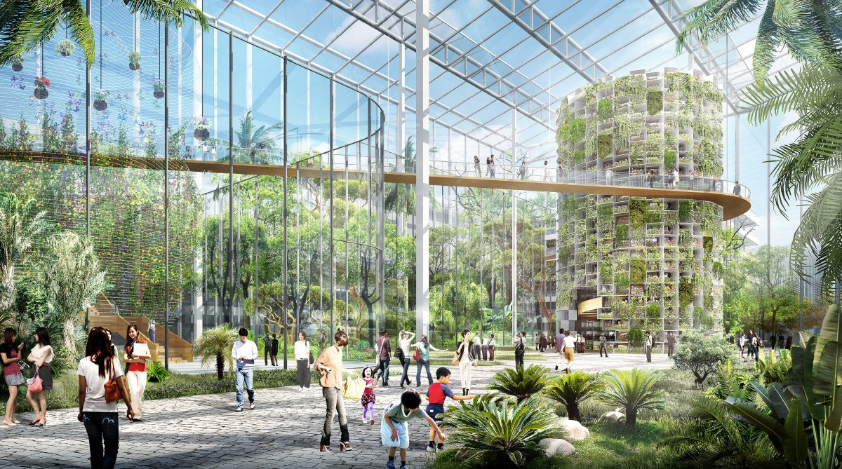 Shanghai to get towering vertical farms in devoted 'farming district'