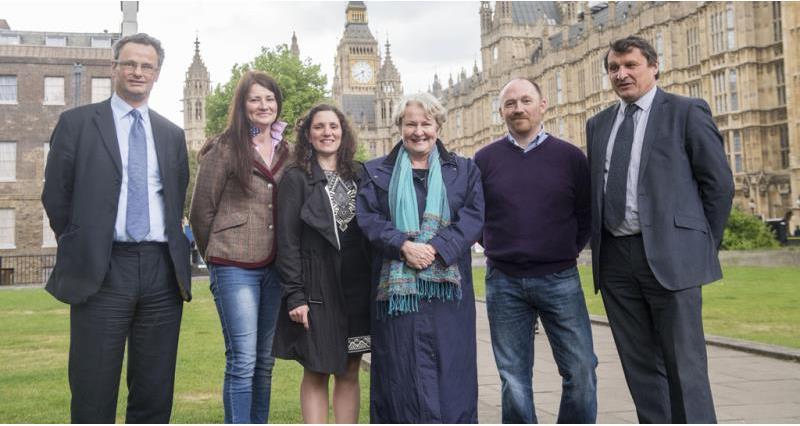 NFU brings upland sheep farming to Houses of Parliament