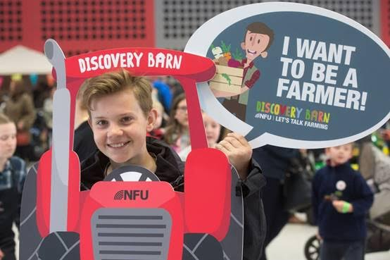 NFU launches new education roadshow to enhance farming education