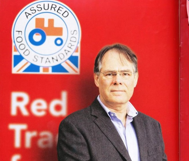 David Clarke to retire after 19 years at the helm of Red Tractor