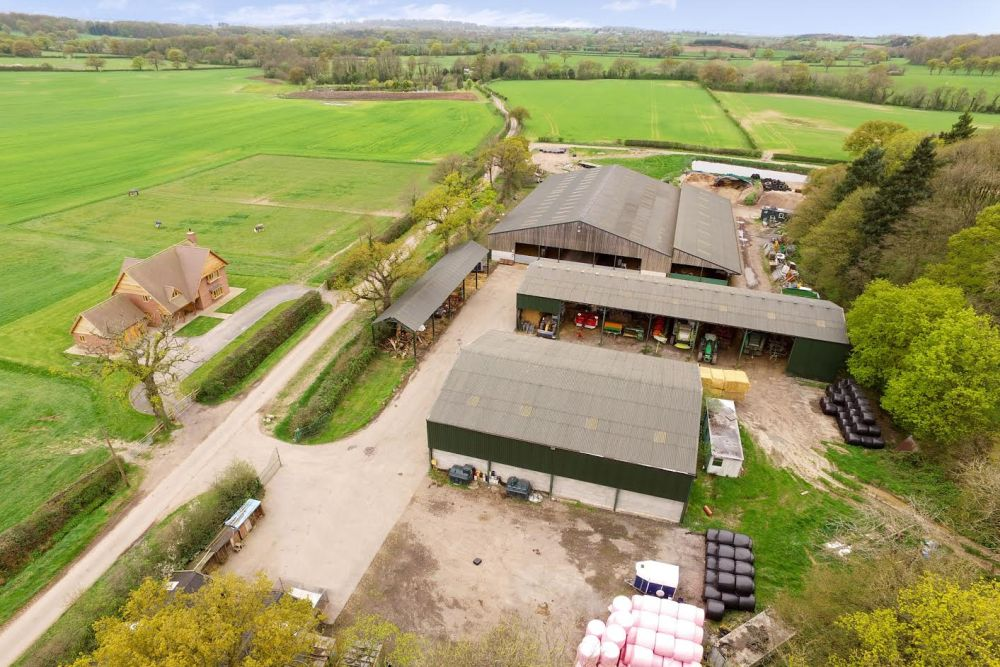 West Midlands livestock and arable farm on offer at £2.55 million