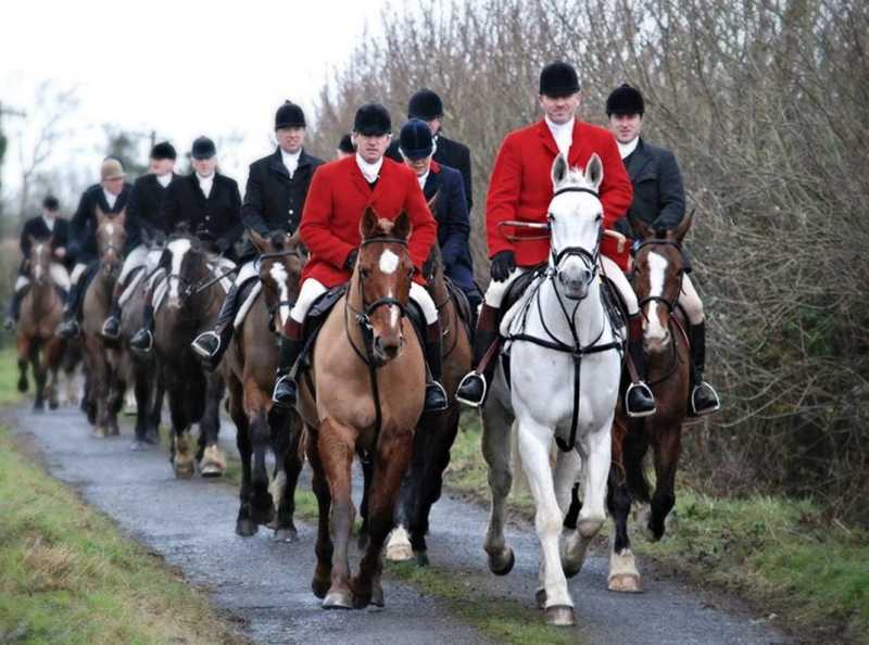 Tony Blair's Labour government introduced the Hunting Act in 2004
