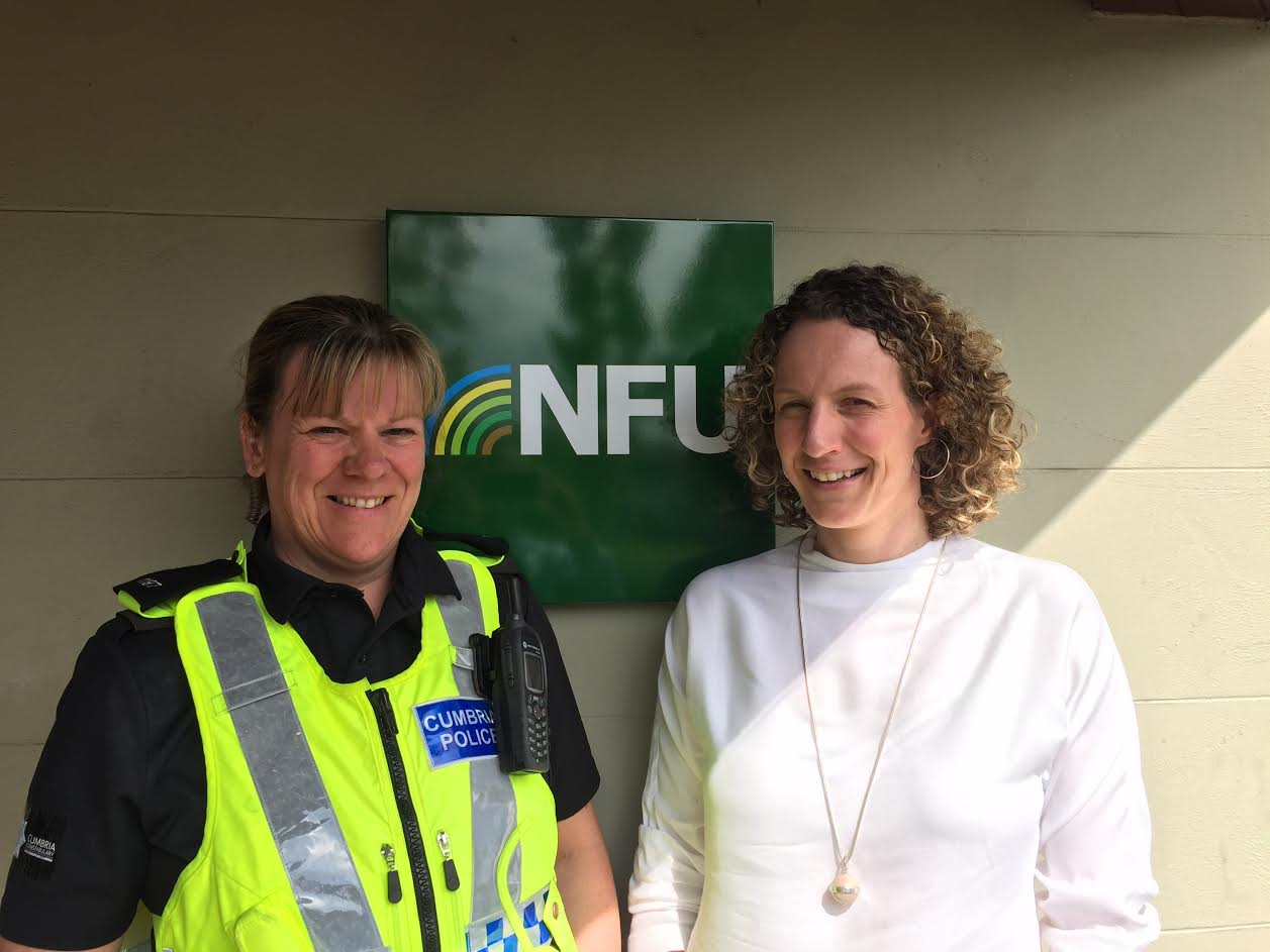 New farm crime prevention initiative launched in Cumbria