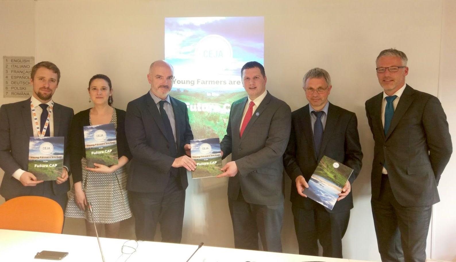 Generational renewal is key to future of CAP, Council of Young Farmers says