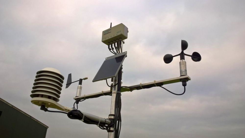 Weather stations to provide farmers with real-time data to protect environment