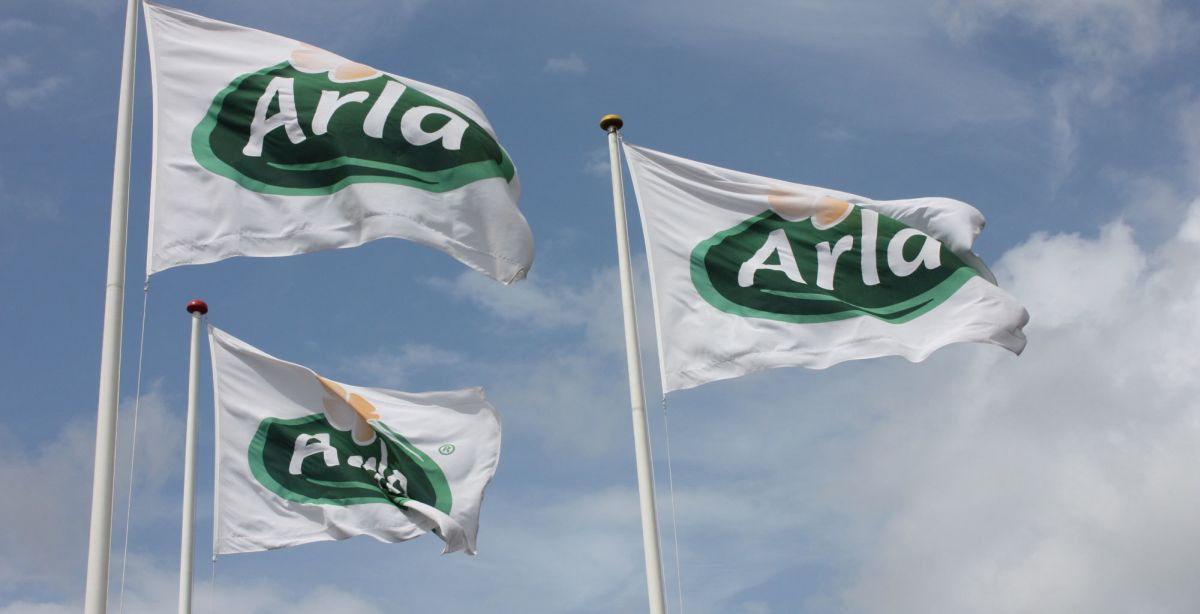 Arla UK decreases June milk price