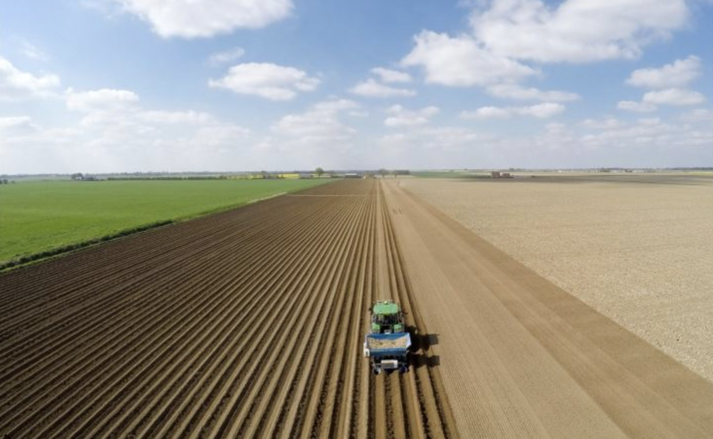 1,000 acres of Lincolnshire farmland put up for sale for £5m