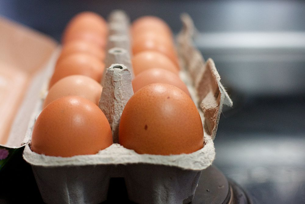 Brits wasting money on new 'superfoods' when eggs contain most vitamins, nutritionist says