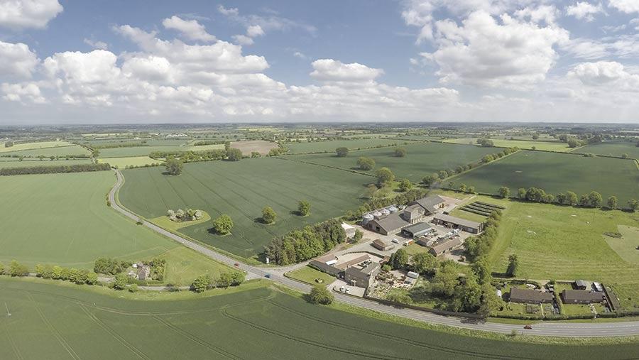 £11m 'outstanding' Norfolk farm sale attracting international interest