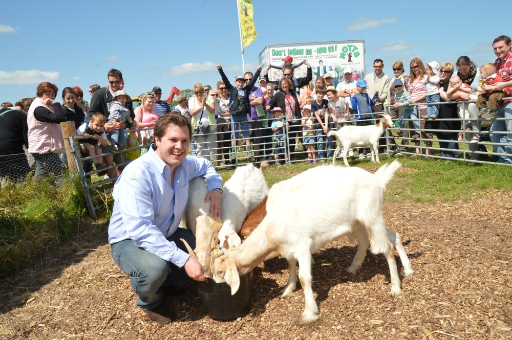 Quarter of a million people participate in Open Farm Sunday