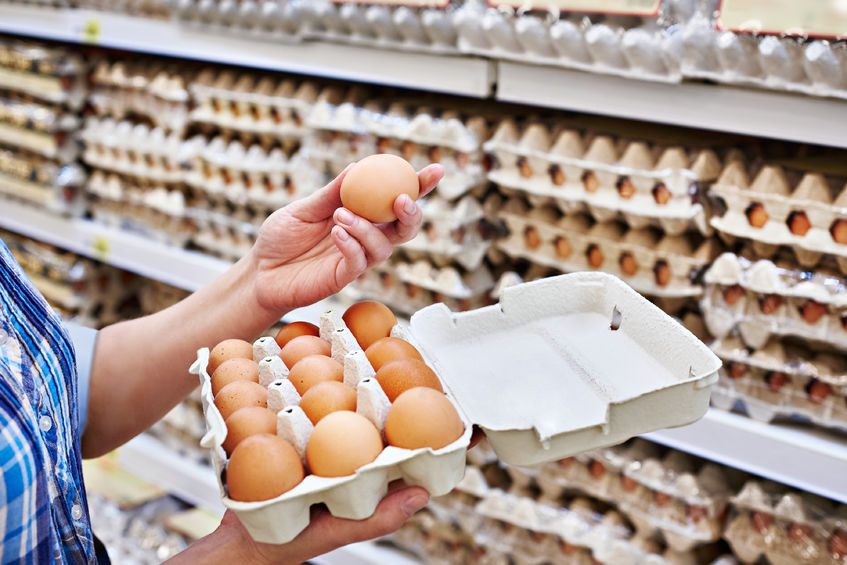 Eggs improve growth in malnourished children, reports say