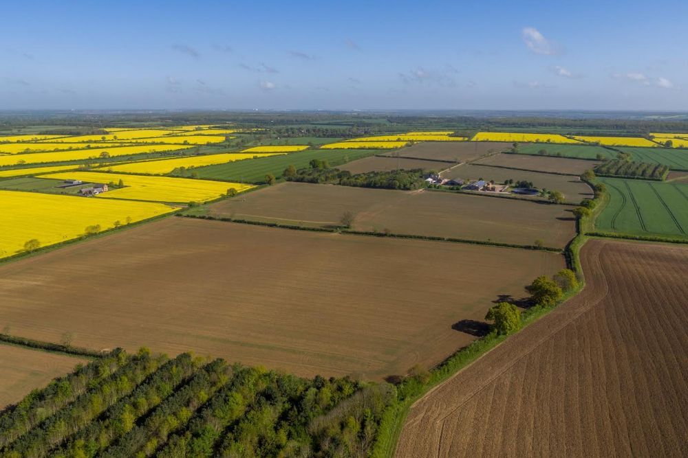 Significant heritage site for sale - 508 acres of farmland with a price tag of £4.8m