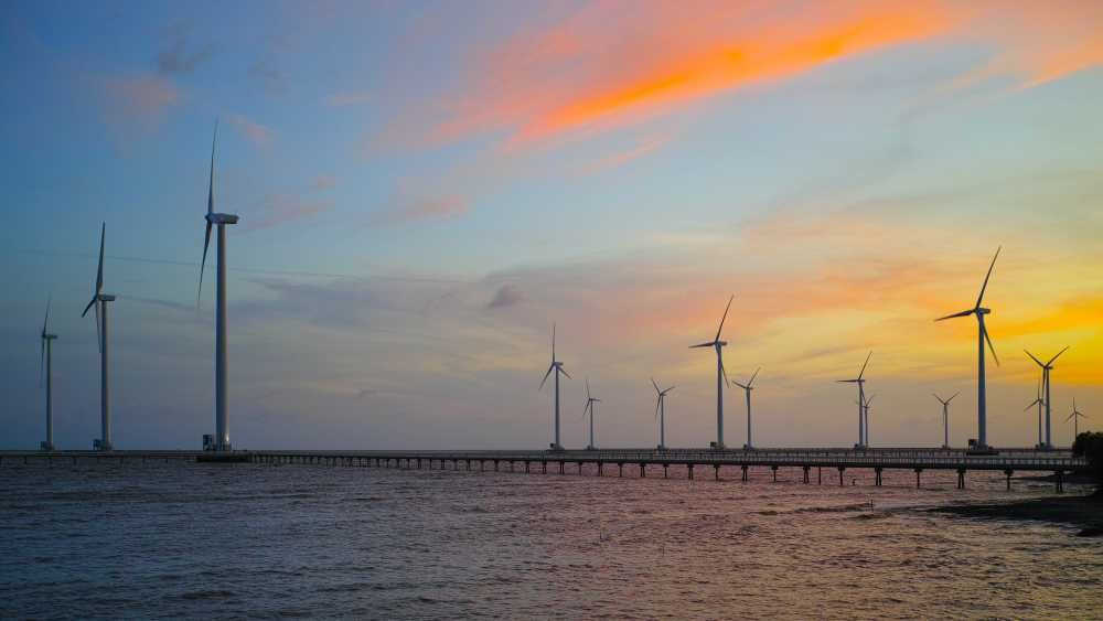 Farmers concerned over construction of three offshore wind farms in Norfolk
