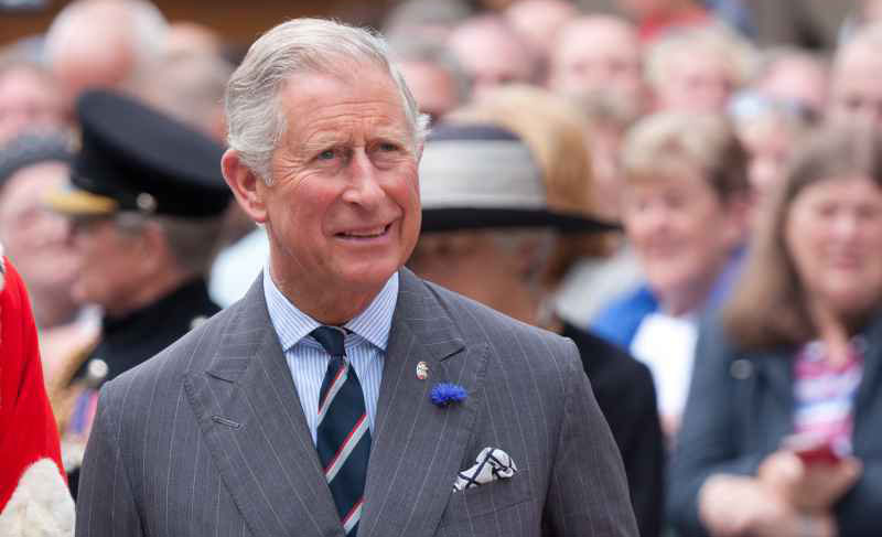 Welsh dairy 'of great importance' says Prince Charles on summer tour