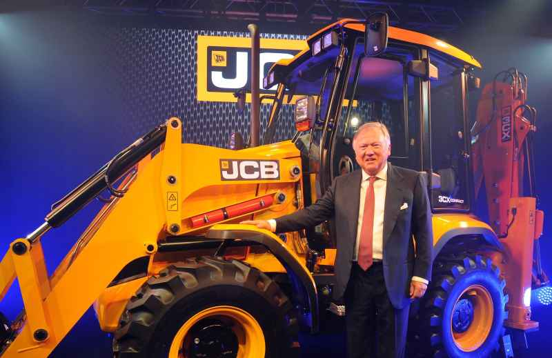 JCB reports growth in earnings by more than 34 per cent