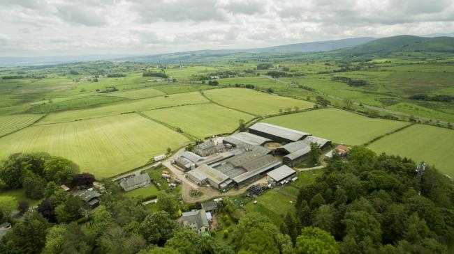 'Cutting-edge' dairy farm in Lake District on market for £1.8m
