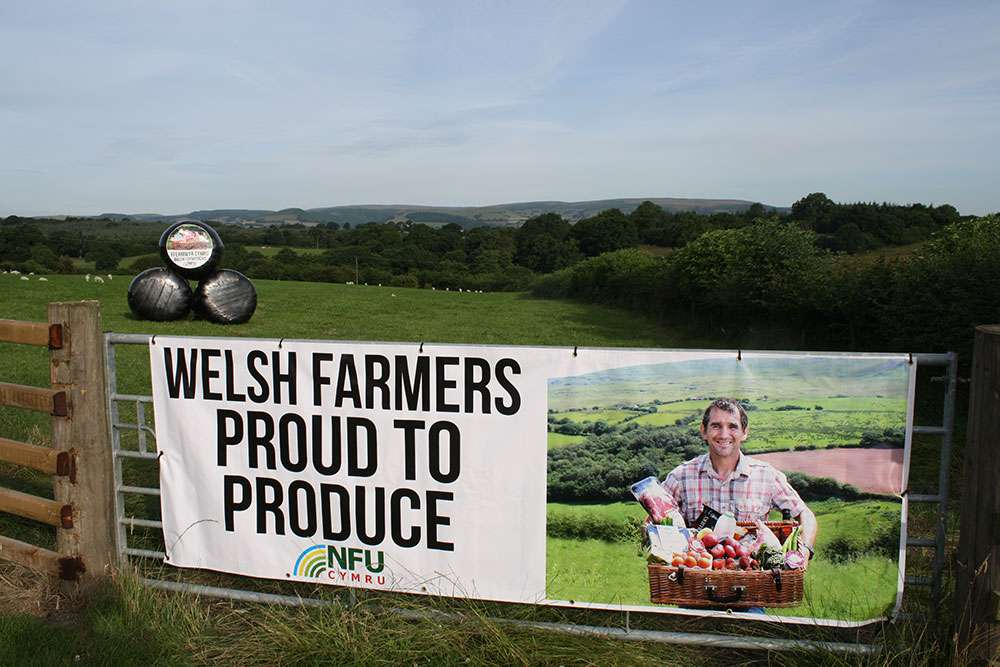 Farmers take their 'Proud to Produce' message on the road