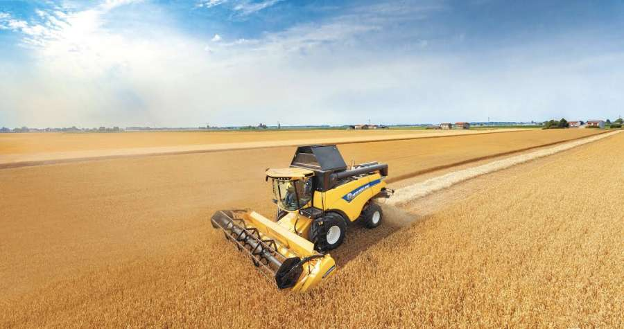 New Holland to begin harvest demonstration tour on Tuesday