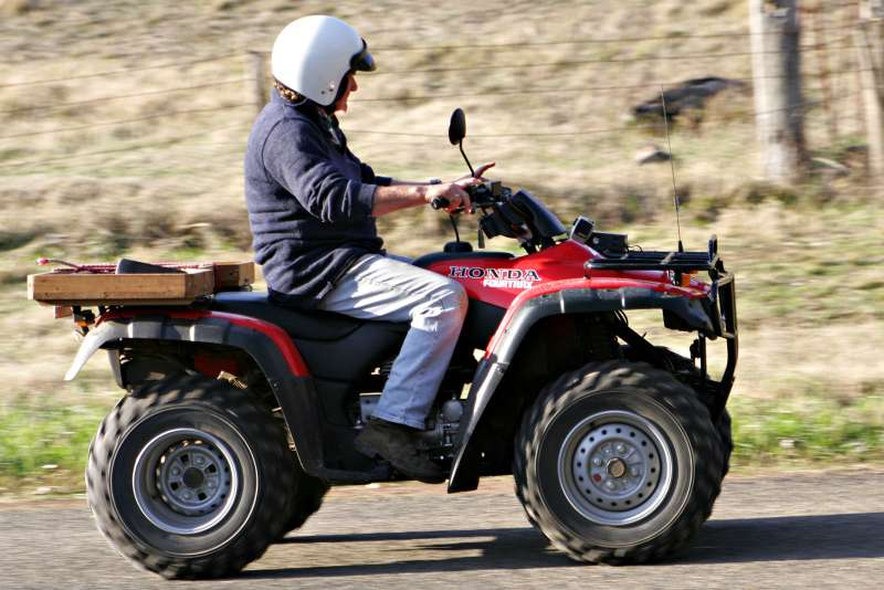 New Honda initiative helps to improve ATV safety for young farmers