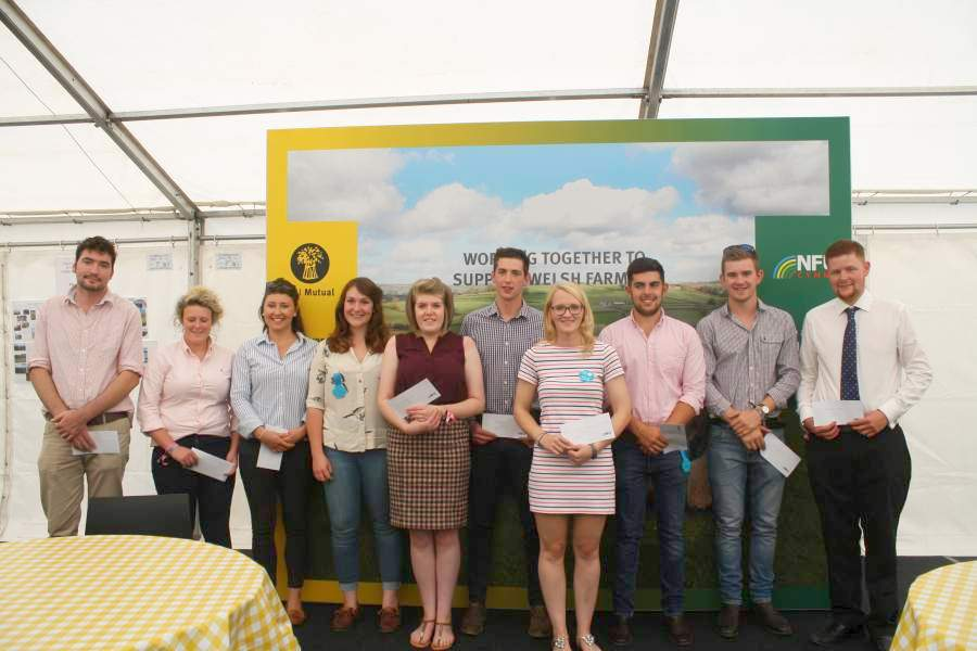 Ten young farmers win travel scholarships to travel the world