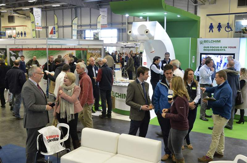 CropTec 2017 – knowledge exchange event returns to drive arable innovation