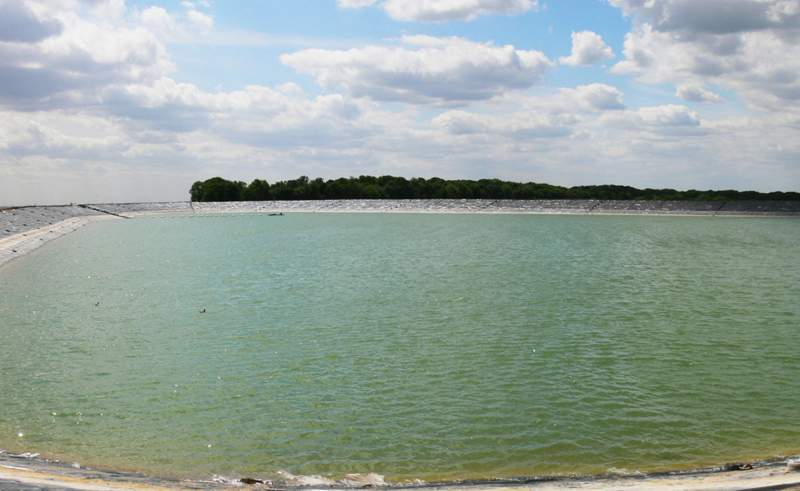 On-farm reservoir grant announced by Defra