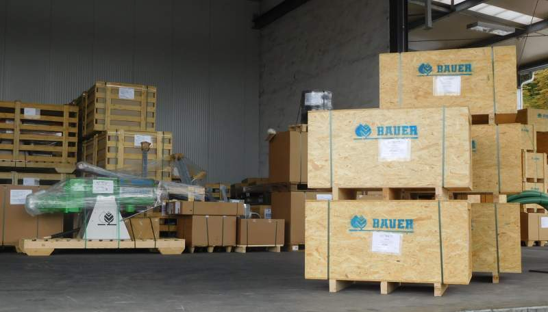 New Bauer slurry equipment sales, service and parts for Cumbria and Scotland