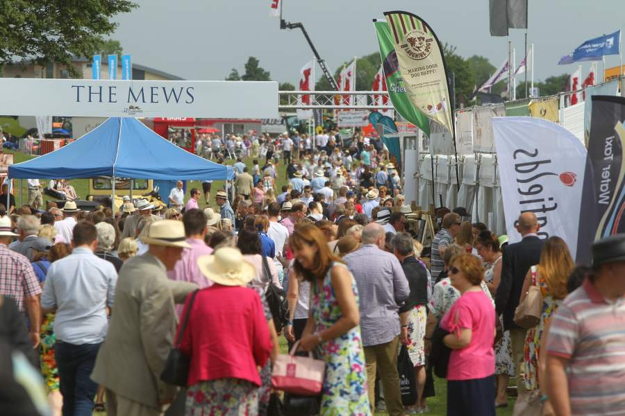 Country show importance reinforced as visitors spend £11m in Lincolnshire