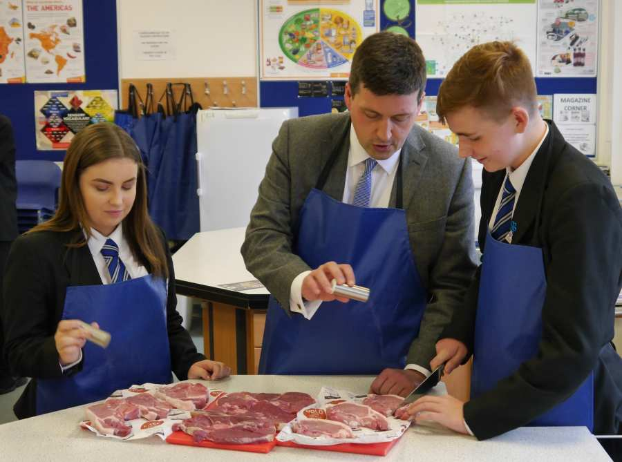 Scotland announces £390,000 to educate young people on food and farming careers