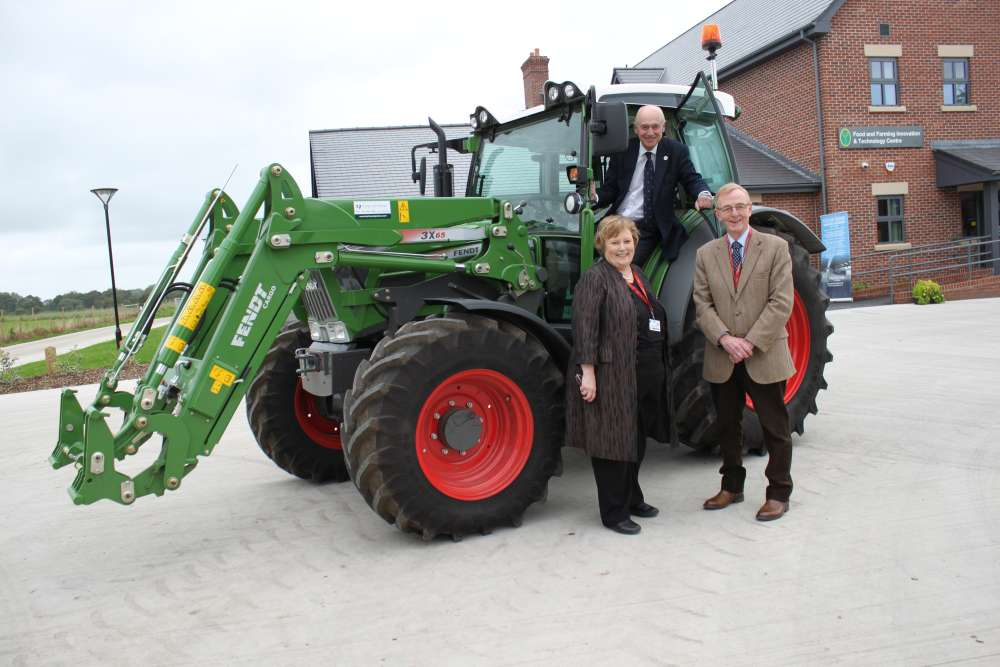 Multi-million pound Food and Farming Innovation Centre opened