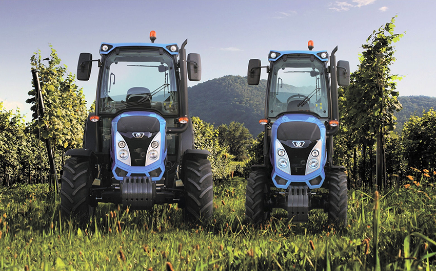 All-new Landini orchard tractors to debut at the National Fruit Show in October