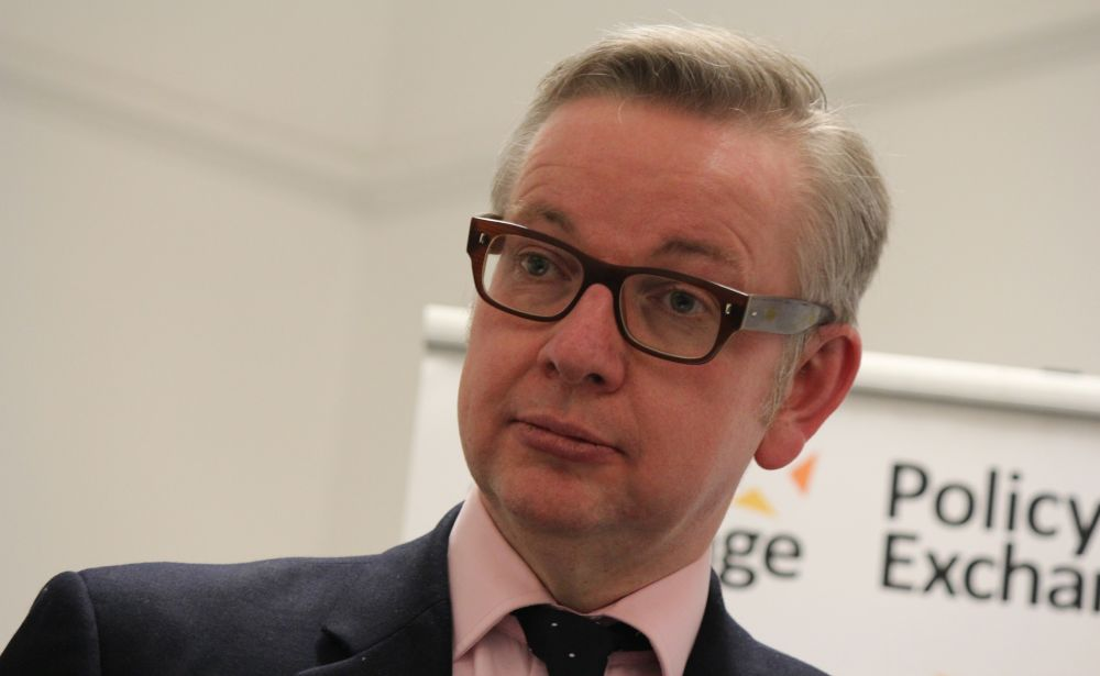 Concerns over chlorinated chicken could slow US trade deal down, says Gove