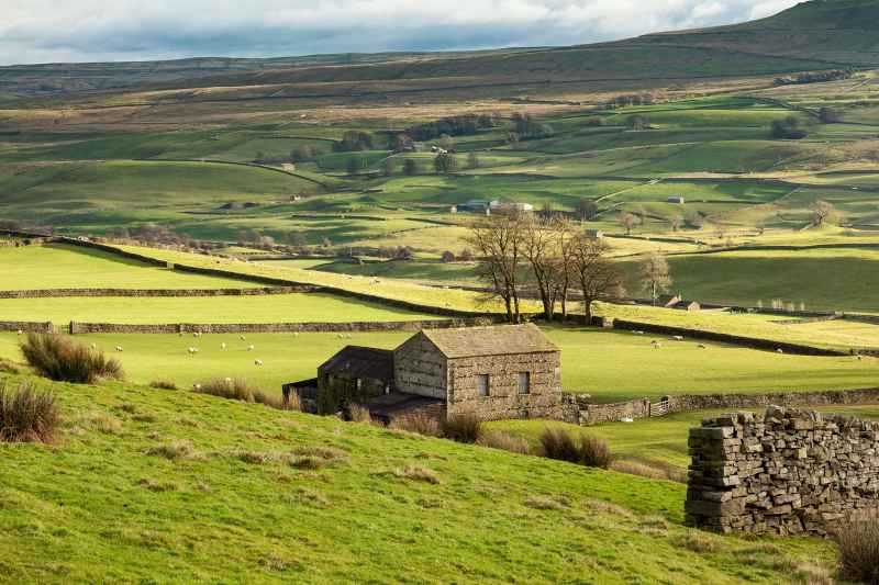 Scottish upland areas risk 'abandonment' due to 'broken Brexit pledges'