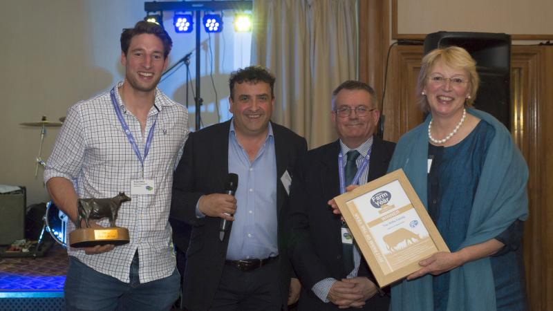 Scottish organic dairy farm wins Farm of the Year