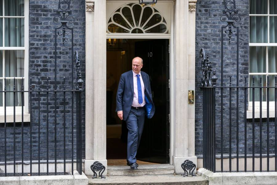 UK farmers could grow more food to prevent 'no deal' price hikes, Grayling says