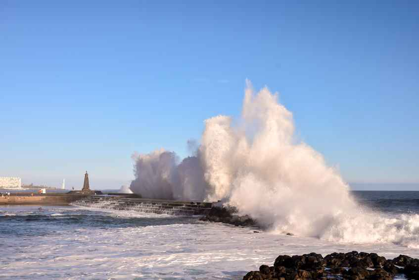 'Danger to life': Storm Ophelia set to batter Ireland and UK