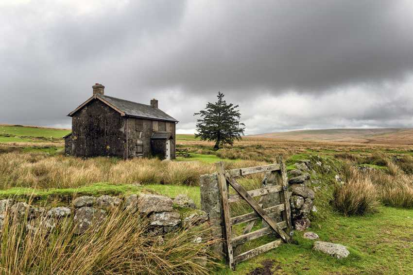 Derelict farm buildings at risk of being considered 'abandoned'