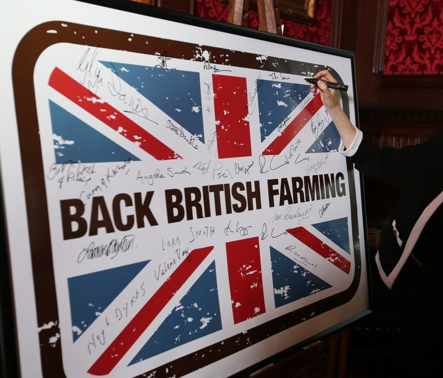 'We're proud to produce your food' farmers will say at Lord Mayor's Show