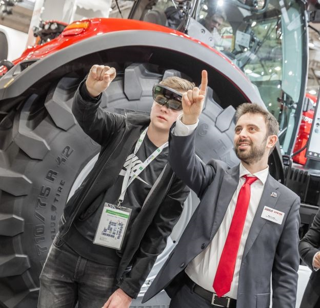 Video: Virtual reality to bring agri-experts to any farmer in the world at any time