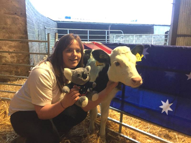 Holstein Young Breeders announce candidate for Australia exchange