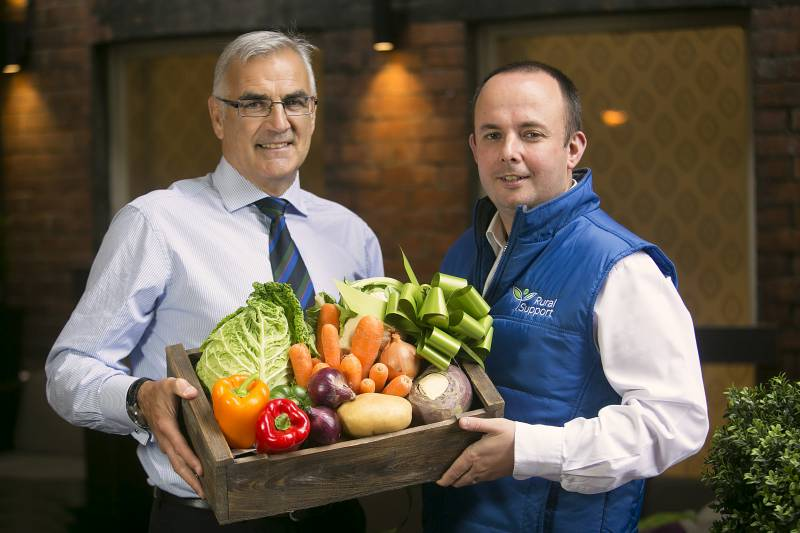 Rural charity launches 'Christmas Hamper Scheme' to help farmers in need